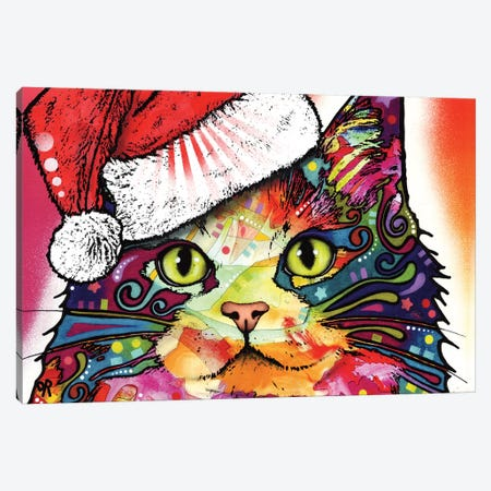 Ragamuffin Christmas Edition Canvas Print #DRO501} by Dean Russo Canvas Art
