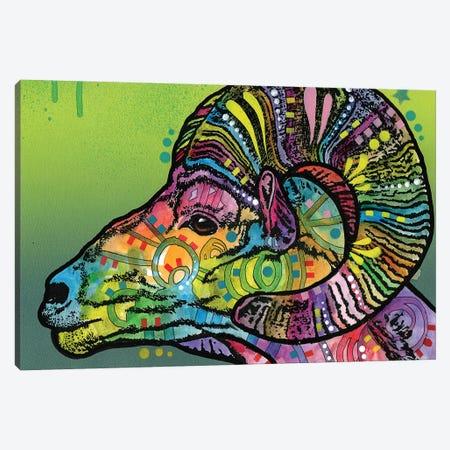 Ram Canvas Print #DRO503} by Dean Russo Canvas Artwork