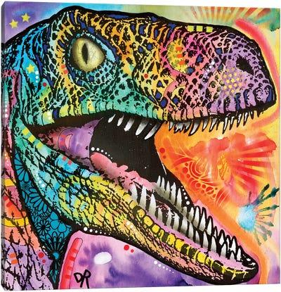 Raptor Canvas Art Print