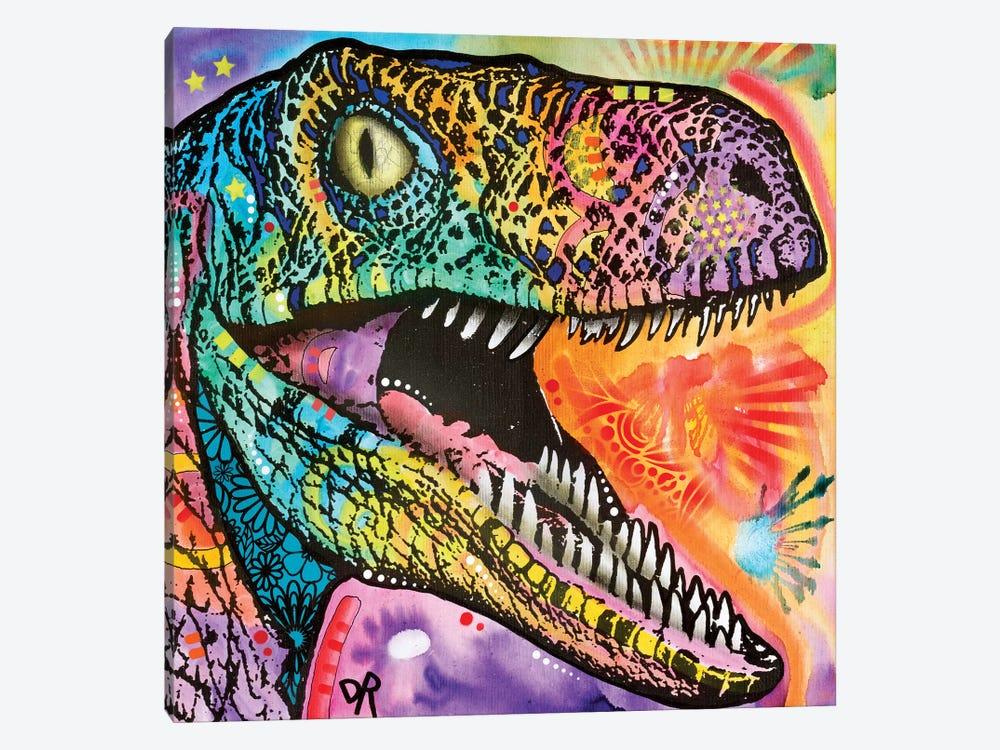Raptor by Dean Russo 1-piece Canvas Art Print
