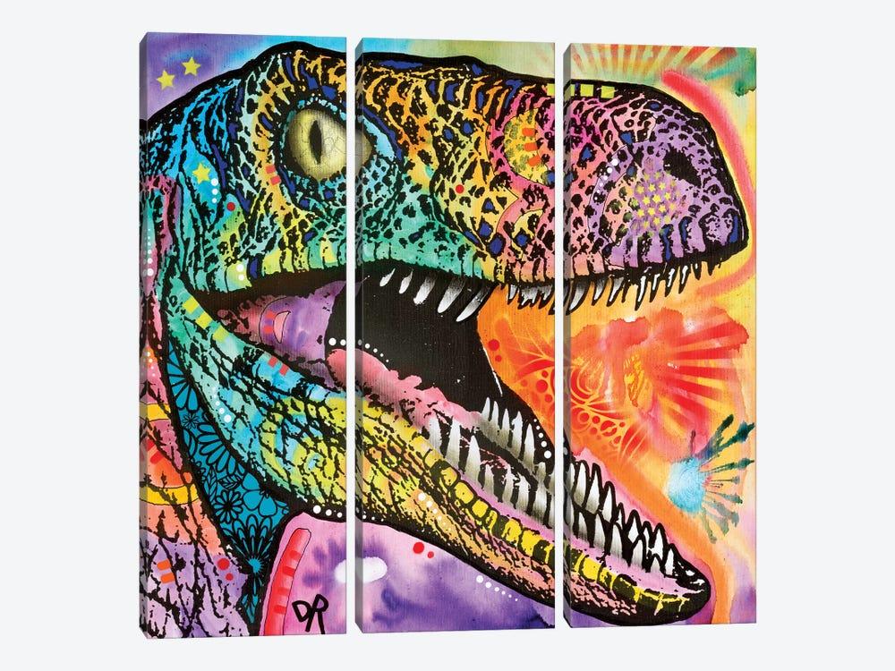 Raptor by Dean Russo 3-piece Art Print