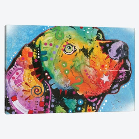 Retriever Canvas Print #DRO507} by Dean Russo Canvas Art Print