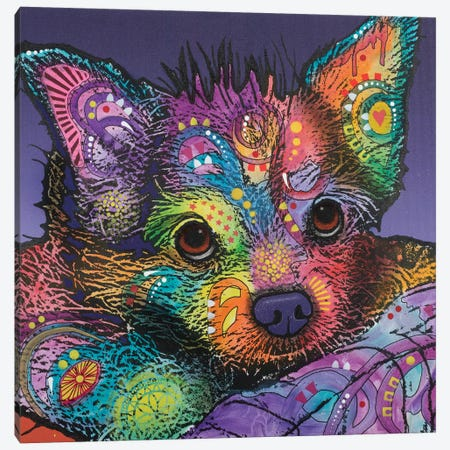 Romeo Canvas Print #DRO514} by Dean Russo Canvas Artwork
