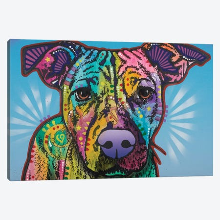 Roo Canvas Print #DRO515} by Dean Russo Canvas Art