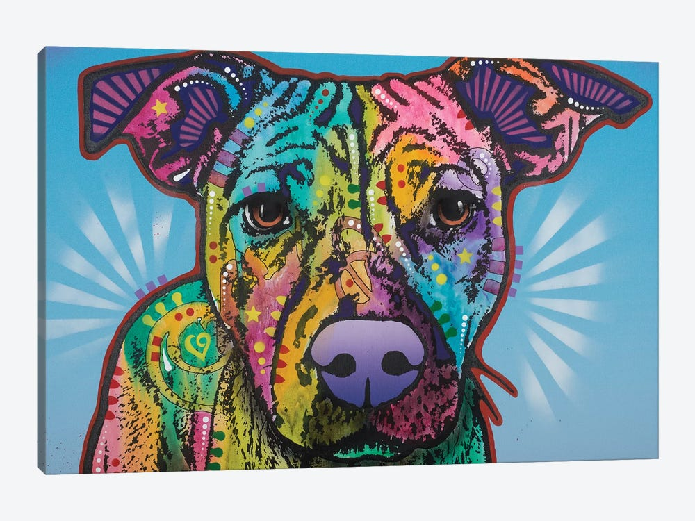 Roo by Dean Russo 1-piece Canvas Print