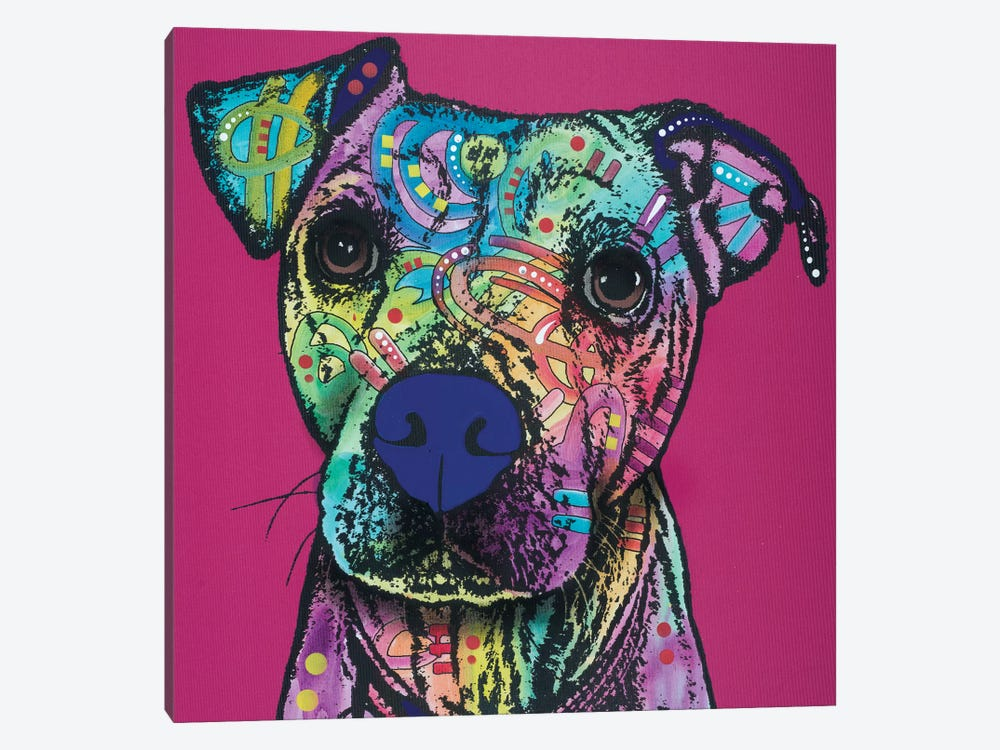 Rosa by Dean Russo 1-piece Canvas Art