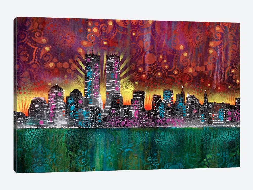 Skyline by Dean Russo 1-piece Canvas Print