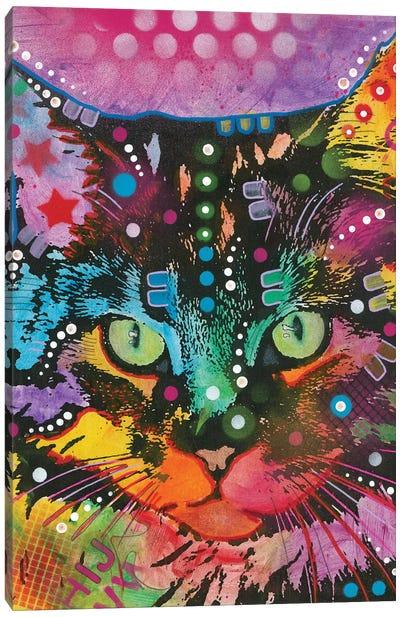 Tabby II Canvas Art Print