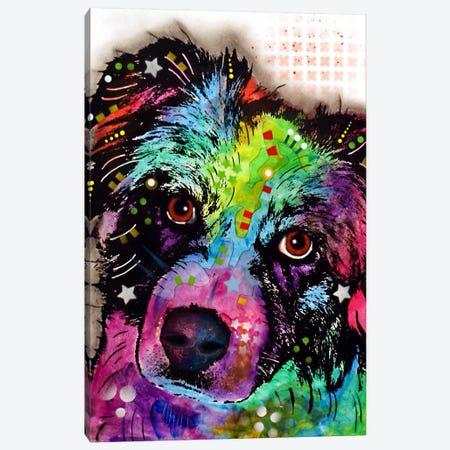 Aussie Canvas Print #DRO54} by Dean Russo Canvas Wall Art