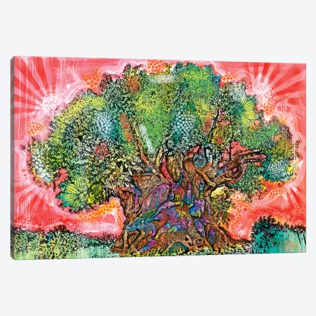 Tree Of Life Canvas Print #DRO550} by Dean Russo Canvas Print