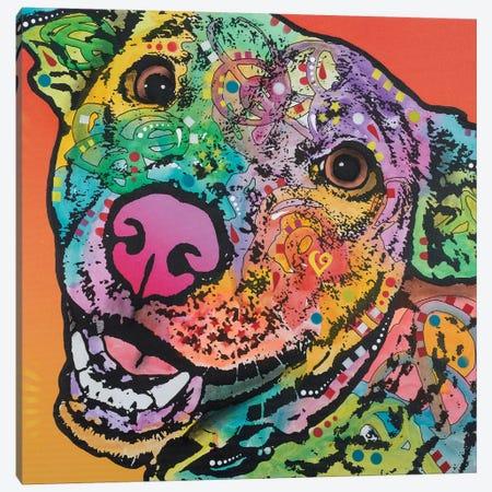 Wyatt Canvas Print #DRO558} by Dean Russo Canvas Art Print