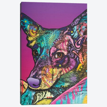 Zena Canvas Print #DRO560} by Dean Russo Canvas Art