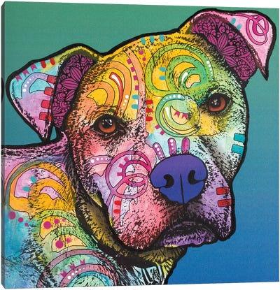 Zeus Love Canvas Art Print