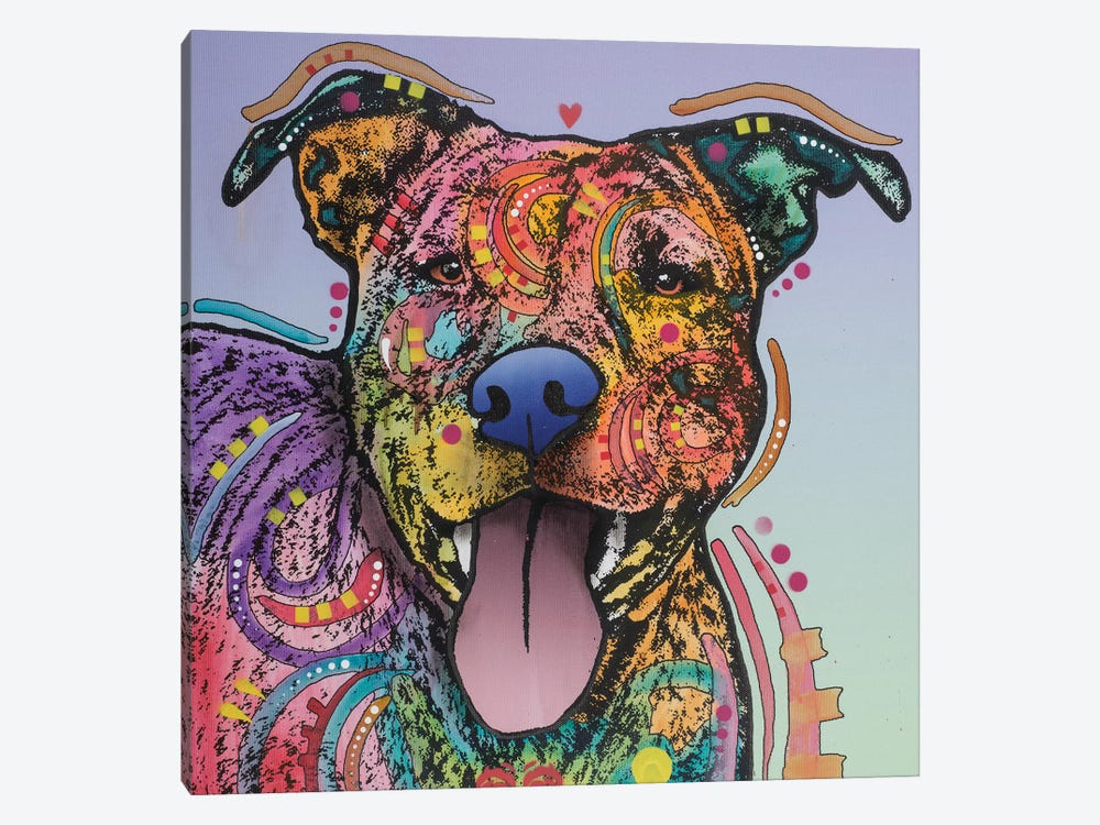 Zoey by Dean Russo 1-piece Art Print