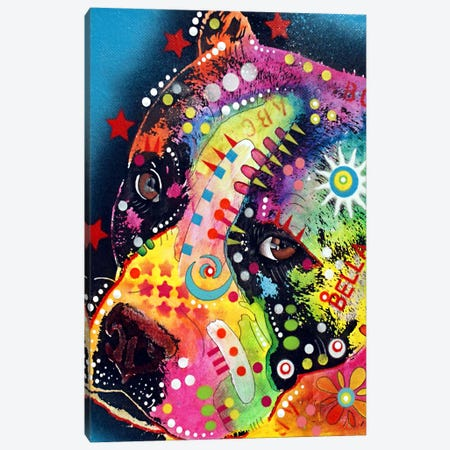 Bella Canvas Print #DRO56} by Dean Russo Canvas Wall Art