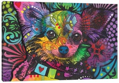 Chi Chi Canvas Art Print