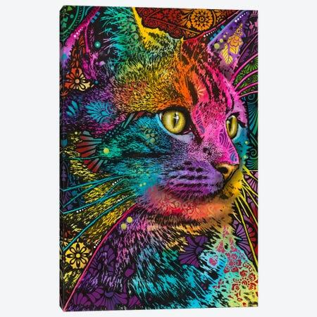 Felis Canvas Print #DRO576} by Dean Russo Canvas Artwork