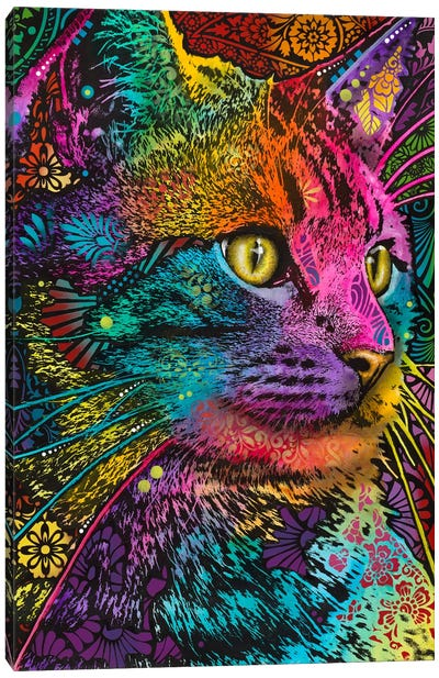 Felis Canvas Art Print