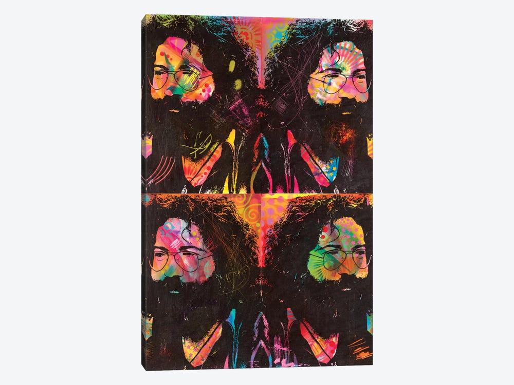 Four Jerrys by Dean Russo 1-piece Canvas Wall Art