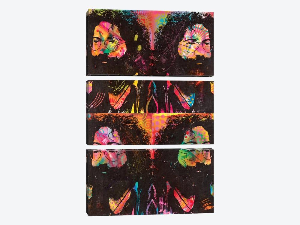 Four Jerrys by Dean Russo 3-piece Canvas Wall Art