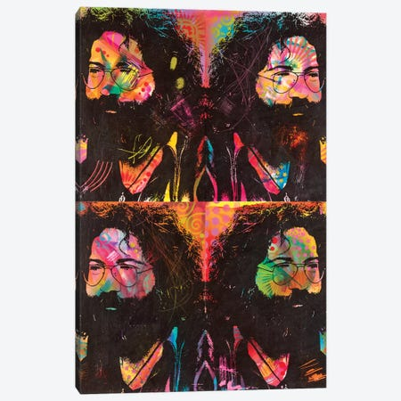 Four Jerrys Canvas Print #DRO578} by Dean Russo Art Print