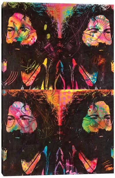 Four Jerrys Canvas Art Print