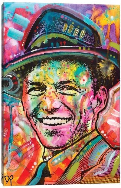 Frank Sinatra I Canvas Art Print