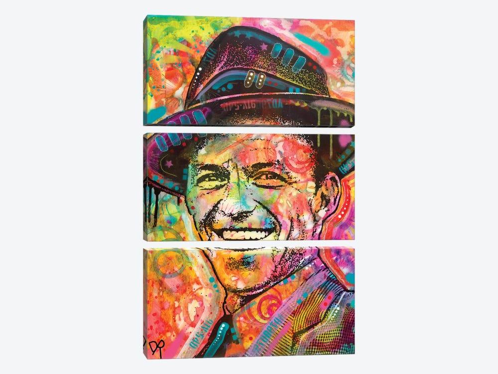 Frank Sinatra II by Dean Russo 3-piece Art Print