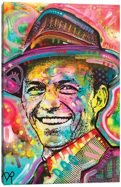 Frank Sinatra IV Canvas Art Print