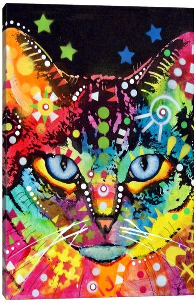 Blue Eyes Canvas Art Print