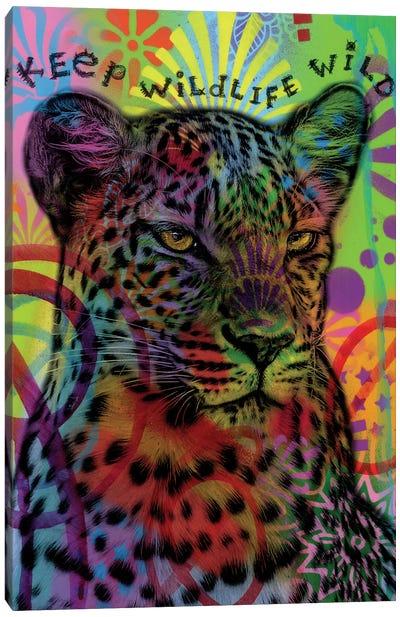 Keep Wildlife Wild II Canvas Art Print