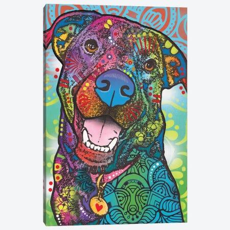 Louie Canvas Print #DRO598} by Dean Russo Canvas Print