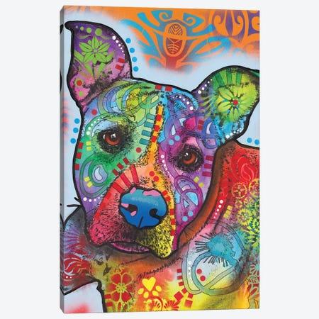 Maka Canvas Print #DRO599} by Dean Russo Canvas Art Print