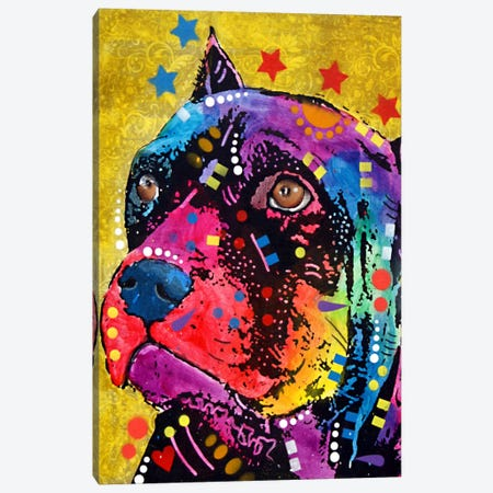 Bri #1 Canvas Print #DRO60} by Dean Russo Canvas Art