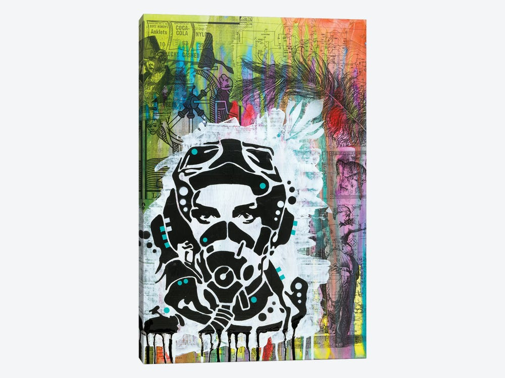 All Geared Up by Dean Russo 1-piece Canvas Art