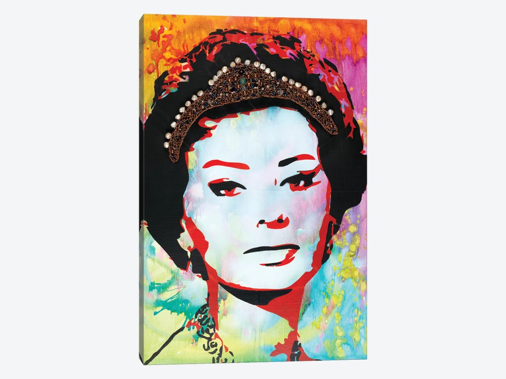 Glamorous by Dean Russo 1-piece Canvas Wall Art
