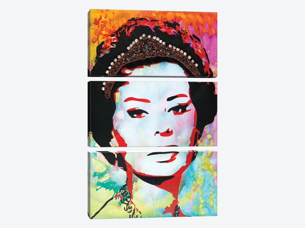 Glamorous by Dean Russo 3-piece Canvas Art