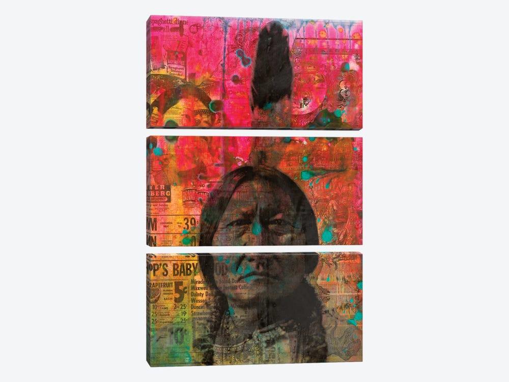 Harvest by Dean Russo 3-piece Canvas Print