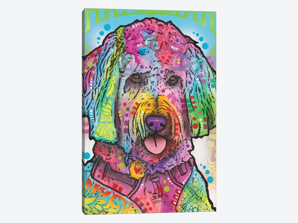 Layla by Dean Russo 1-piece Canvas Art Print