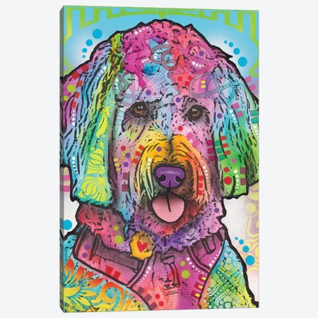 Layla Canvas Print #DRO637} by Dean Russo Art Print