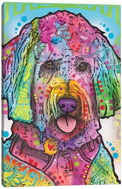 Layla Canvas Art Print