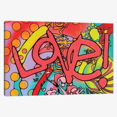 Love II Canvas Print #DRO639} by Dean Russo Canvas Wall Art