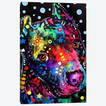 Companion PIT Canvas Print #DRO64} by Dean Russo Canvas Print