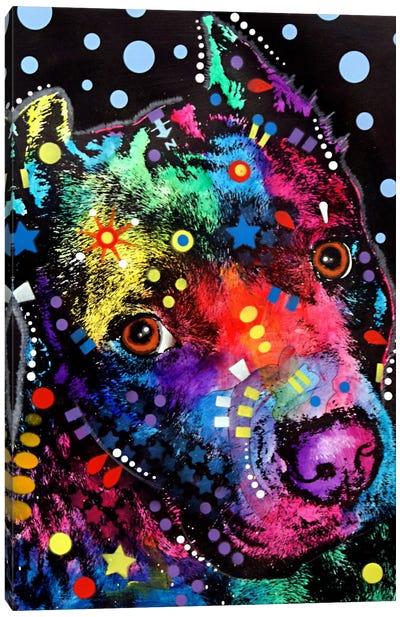 Companion PIT Canvas Art Print