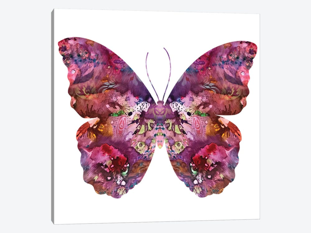 Cinematic Butterfly by Dean Russo 1-piece Canvas Print