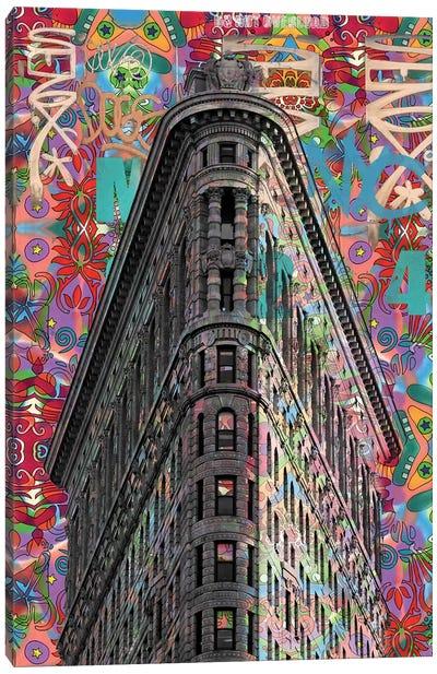 Flatiron Canvas Art Print