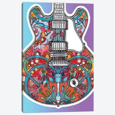 Gibson ES-335 Canvas Print #DRO660} by Dean Russo Canvas Print