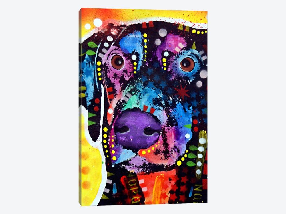 Dobie by Dean Russo 1-piece Art Print