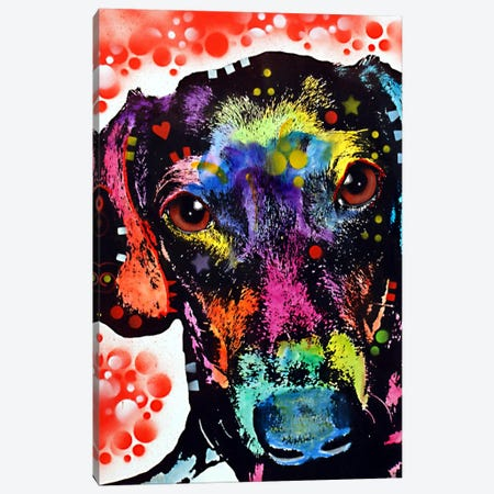 Dox Canvas Print #DRO67} by Dean Russo Art Print