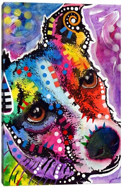 Dreamy Jack Canvas Art Print